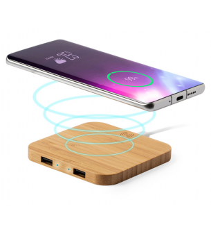 Chargeur induction portable...