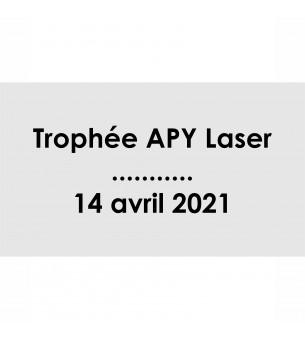 Plaque de trophée 40mm/70mm...