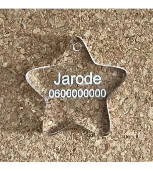 Médaille animaux étoile...